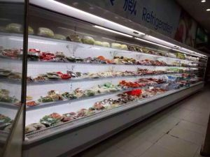 Refrigeration Equipment, Industrial Fridge for Beverage Display pictures & photos