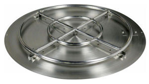 """30"""" Round Flat Pan for Fire Pit pictures & photos"""