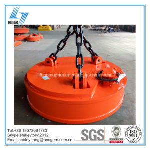 Best Factory of Lifting Electromagnet for Lifting Scraps (MW5) pictures & photos