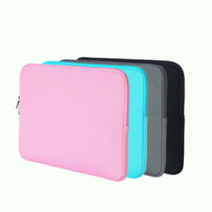 7-17 Inch Neoprene Laptop Sleeves with Strap and Handle pictures & photos