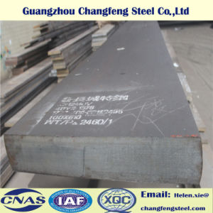 Forged Flat Steel 1.2738/P20+Ni Special Steel Alloy Steel pictures & photos