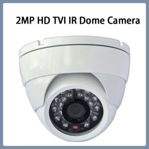 2MP HD Tvi IR Dome CCTV Cameras Suppliers Camera (SV-D7S20TVI) pictures & photos