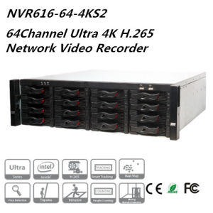 Dahua 64 Channel Ultra 4K H. 265 Network Video Recorder (NVR616-64-4KS2)