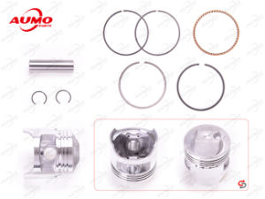 Suzuki Gn125 Piston and Ring Set Motorcycle Parts pictures & photos