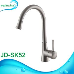 Jd-Sk21 Sanitary Ware Stainless Steel Kitchen Sink Tap Basin Mixer pictures & photos