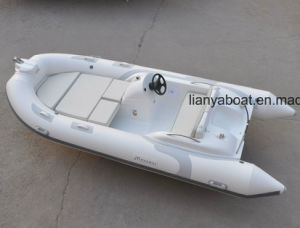 Liya 14FT Inflatable Rubber Boat Made in China for Sale pictures & photos