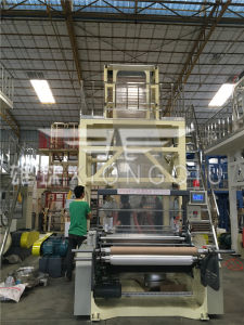 ABC Co-Extrusion Film Blowing Machine pictures & photos