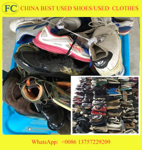 Best Selling Men′ S Sport Shoes Men Used Shoes (FCD-005) pictures & photos