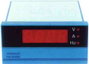 Digital Panel Meter With Selector Switch (HS-9648D) pictures & photos