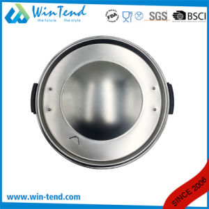Single Layer Stainless Steel Electric Manual Fill Water Boiler Urn with Ce Certification pictures & photos