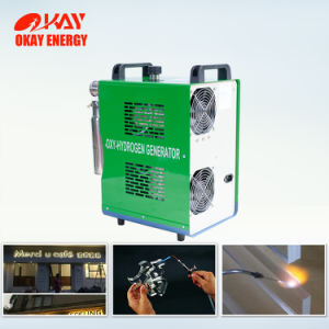 Hho Acrylic Flame Polishing Machine Oxy Hydrogen Generator Welding pictures & photos