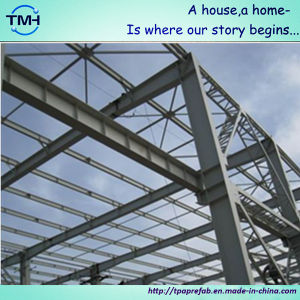 Multi-Stroery Steel Structure Warehouse Workshop Buildings pictures & photos