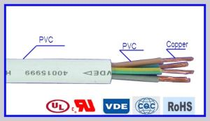 Awm1007 PVC Insulated Electric Cable pictures & photos