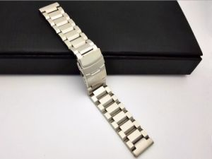 New 3 Beads Stainless Steel Watch Band for Apple Watch Iwatch Strap 18mm/20mm/22mm and 24mm pictures & photos