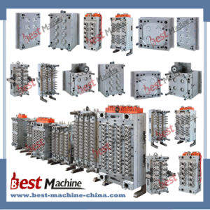 2016 Hot Sale Bst-Series Servo Energy Saving Injection Molding Machine for Plastic Caps pictures & photos