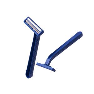 Twin Blade Razor Shaving Blade Shaver Disposable Shaving Razor pictures & photos