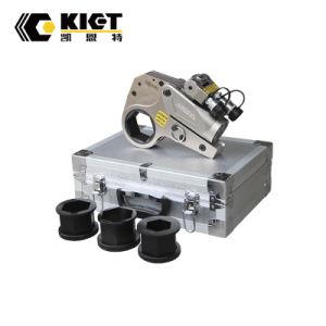 Kiet Aluminum Titanium Alloy Hollow Hydraulic Torque Wrench pictures & photos