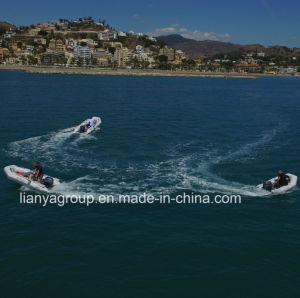 Liya 2-8m Rubber Dinghy Boats Hypalon Inflatable Boats for Sale pictures & photos