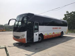 10.5m 42-55 Seats Diesel Bus Luxury Bus Tourist Bus with Low Price pictures & photos