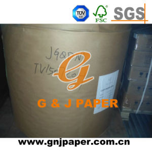 High Quality A4 Paper in Jumbo Roll for Sale pictures & photos