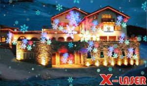 Xmas Multicolor Waterproof Multi Party 12 Slides Pattern Projector Lights pictures & photos