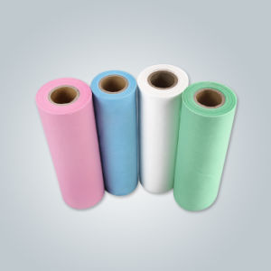 Disposable Non-Woven Bed Sheet Roll White pictures & photos