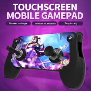 New Touch Screen Mobile Gamepad for All Smartphone Controller pictures & photos
