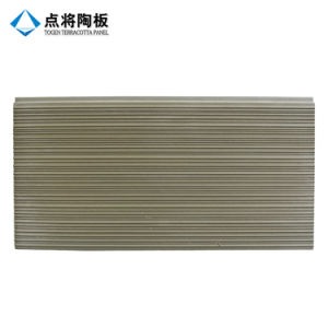 18mm Light Green Terracotta Wall Facade System for Decorative pictures & photos