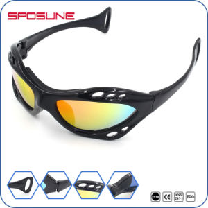 Tactical Ballistic Mesh Military Glasses Anti UV400 Safety Glasses pictures & photos