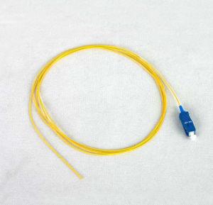 Fiber Optic Pigtail OS1 9/125 Singlemode Simplex (Fiber Pigtail) pictures & photos