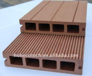 Waterproof Outdoor Wood Plastic Composite/ WPC Decking pictures & photos