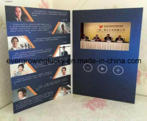4.3inch LCD Screen Video Brochure for Business Gift, Promotion, Marketing pictures & photos