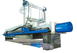 Leo Filter Press Automatic Cloth Washing Filter Press pictures & photos