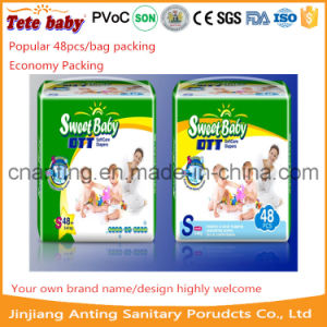 Healthy Disposable Comfortable Baby Diaper pictures & photos