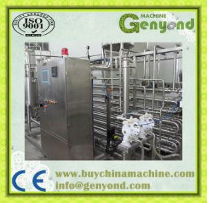 Milk and Juice Pipe Sterilizing Machine pictures & photos