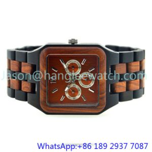 Hot-Fashion Wooden Watches, Pop Styles Ja-15066 pictures & photos