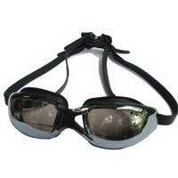 Anti Fogging Silicone Swimming Goggles pictures & photos