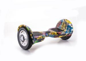 2 Wheel 10 Inch Self Balancing Electric Scooter
