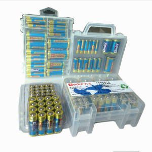 Battery Gift with All Size Dry Cell Lr20 Alkaline Battery 1.5V D Alkaline 1.5V Battery pictures & photos