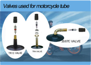 High Quality Natural Motorcycle Inner Tube2.75-18 pictures & photos