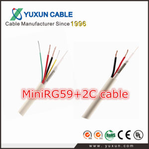 Best Seller Mini Rg59 Coaxial Cable with CE/RoHS/ISO