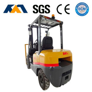 Chinese 4ton Diesel Forklift with Isuzu C240 Engine for Sale pictures & photos