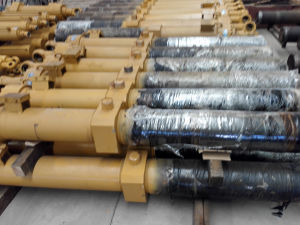 Hydraulic Oil Cylinder for Sanitation Equipment pictures & photos