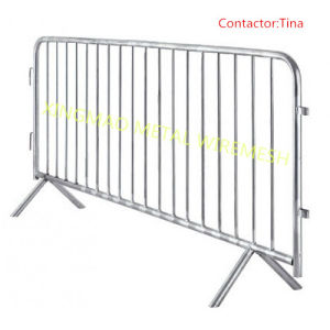 Steel Barricades/ Temporary Fencing Barricades (XM-12) pictures & photos