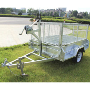 8X5 Fully Welded Stronger Utility Trailer pictures & photos