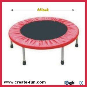 """Createfun 55"""" Indoor Round Mini Trampoline"""