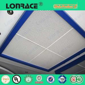 Perforated Calcium Silicate Ceiling Board pictures & photos