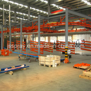 Spl Powder Coating System Equipment for Shelf pictures & photos