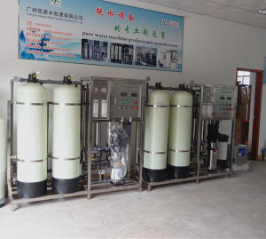Drinking Water Purification RO Machine/Reverse Osmosis Water Treatment Plant pictures & photos