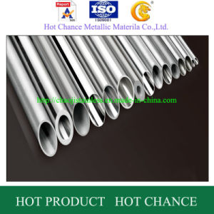 SUS201, 304, 304L, 316, 316lstainless Steel Mirror Pipe and Tube pictures & photos